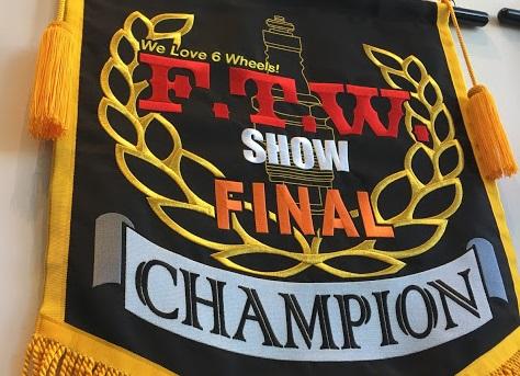 F.T.W CUSTOM SHOW 2017 FINAL