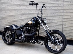 "2005 FXSTB ""BLACK NIGHT"""