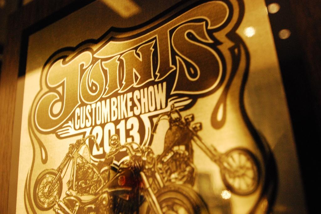 JOINTS CUSTOM SHOW 2013