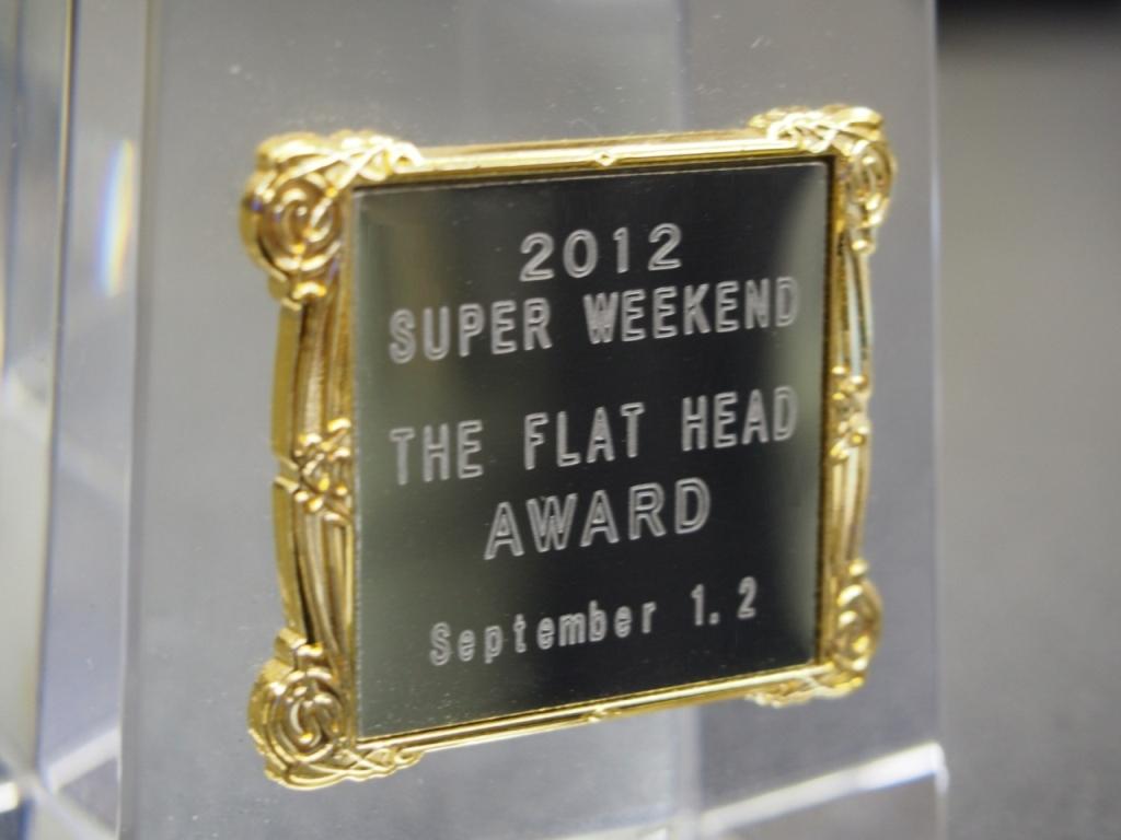 SUPER WEEK END 2012