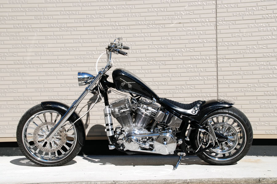 "2003 FXSTS ""PEACEMAKER 2"""