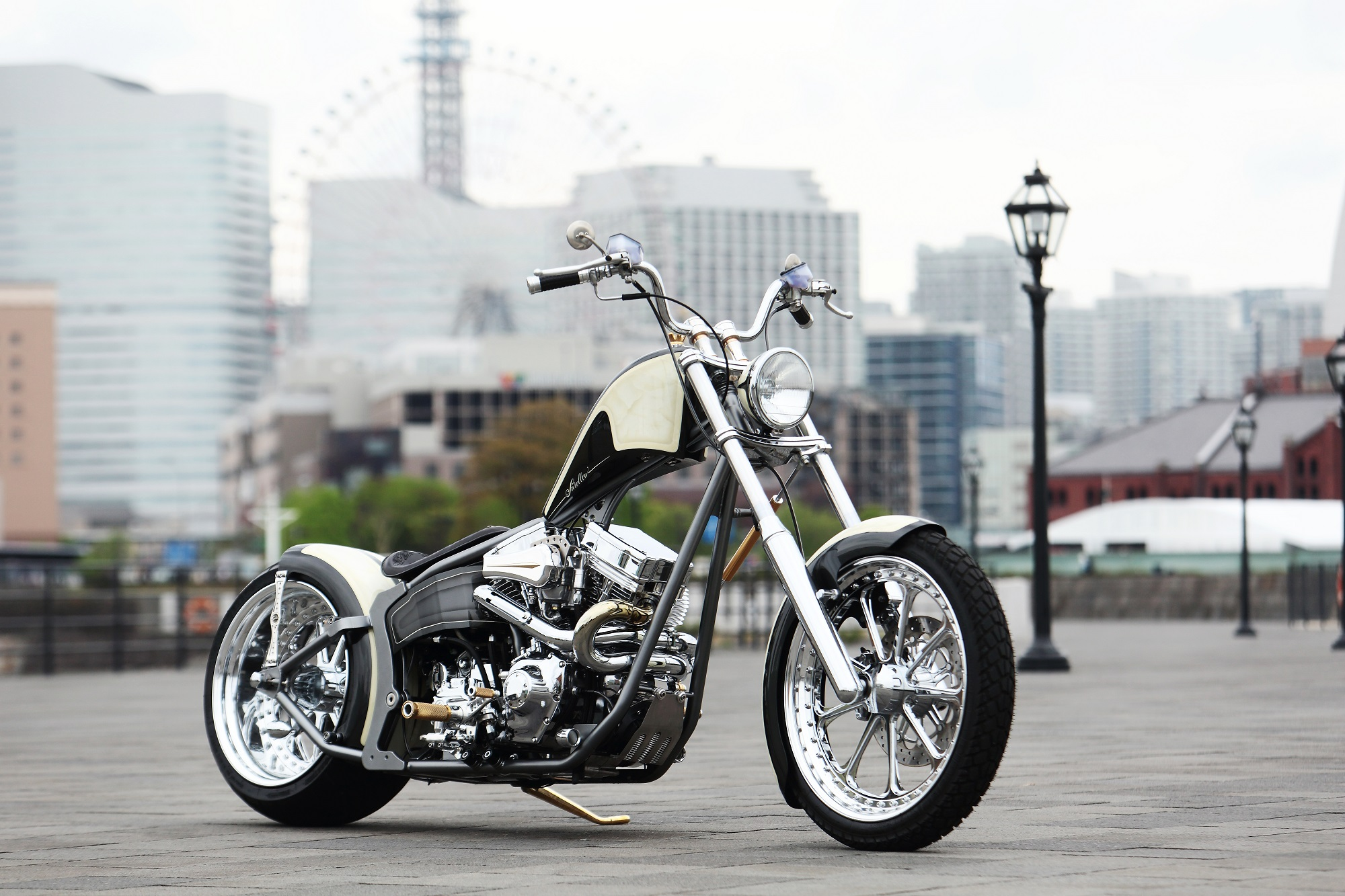 "CRAFTTECH SOFTAIL modify ""SWALLOW"""